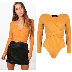 Tops - Knit Bodysuit